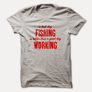 Fishing Vs Work