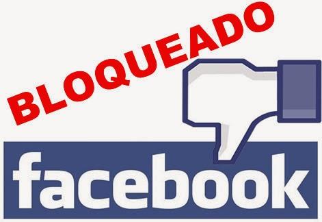 desbloquear o facebook
