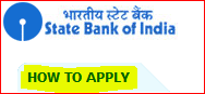 how to Apply online for Sbi Associate clerk 2012