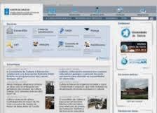 Portal educativo da Xunta de Galicia