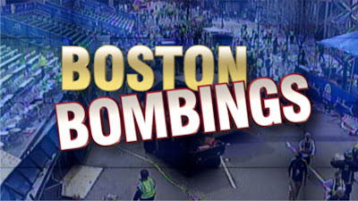 Boston marathon explosion video news photo