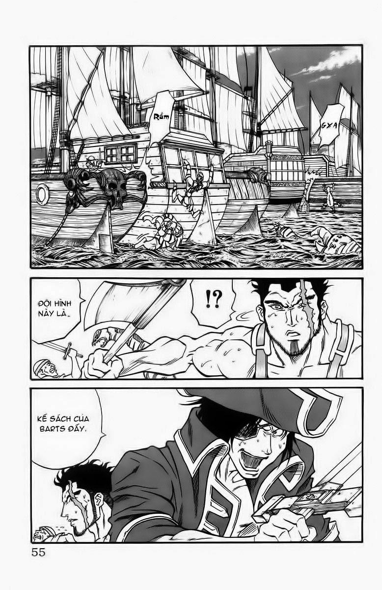Vua Trên Biển – Coco Full Ahead chap 225 Trang 8 - Mangak.info