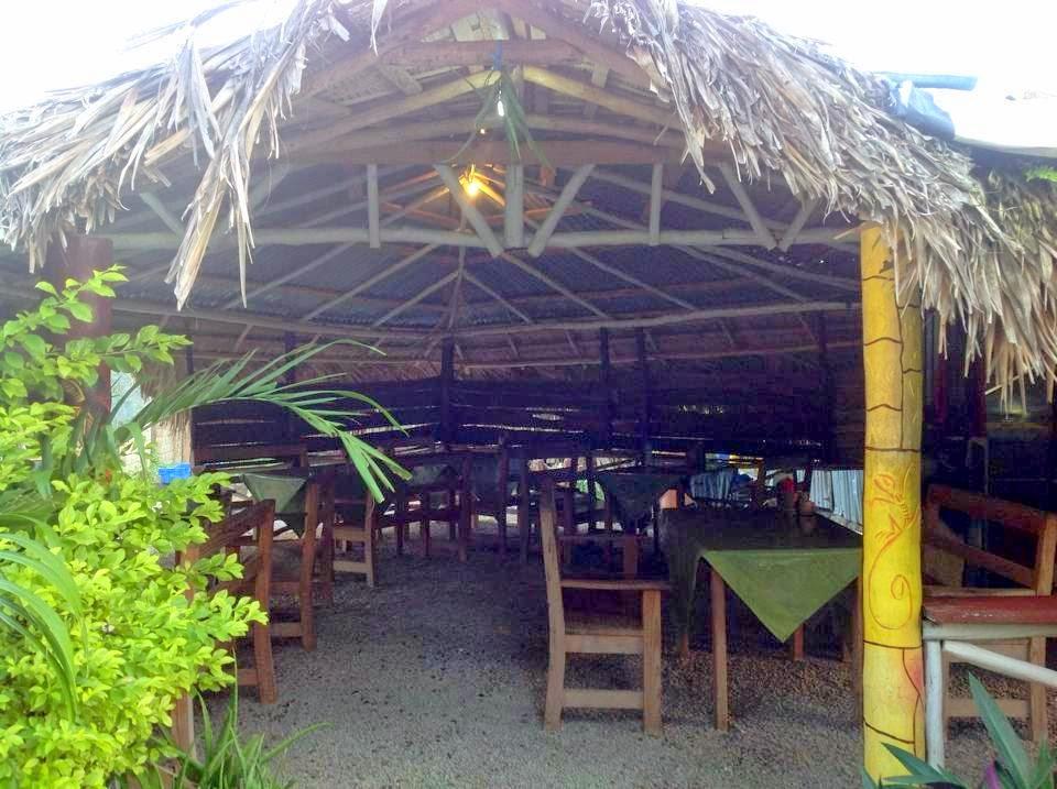 Haitianarts restaurant Las Galeras