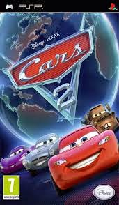 Cars 2 - PSP - ISO Download
