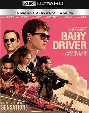 Baby Driver 4K 2017 Torrent torrent download capa