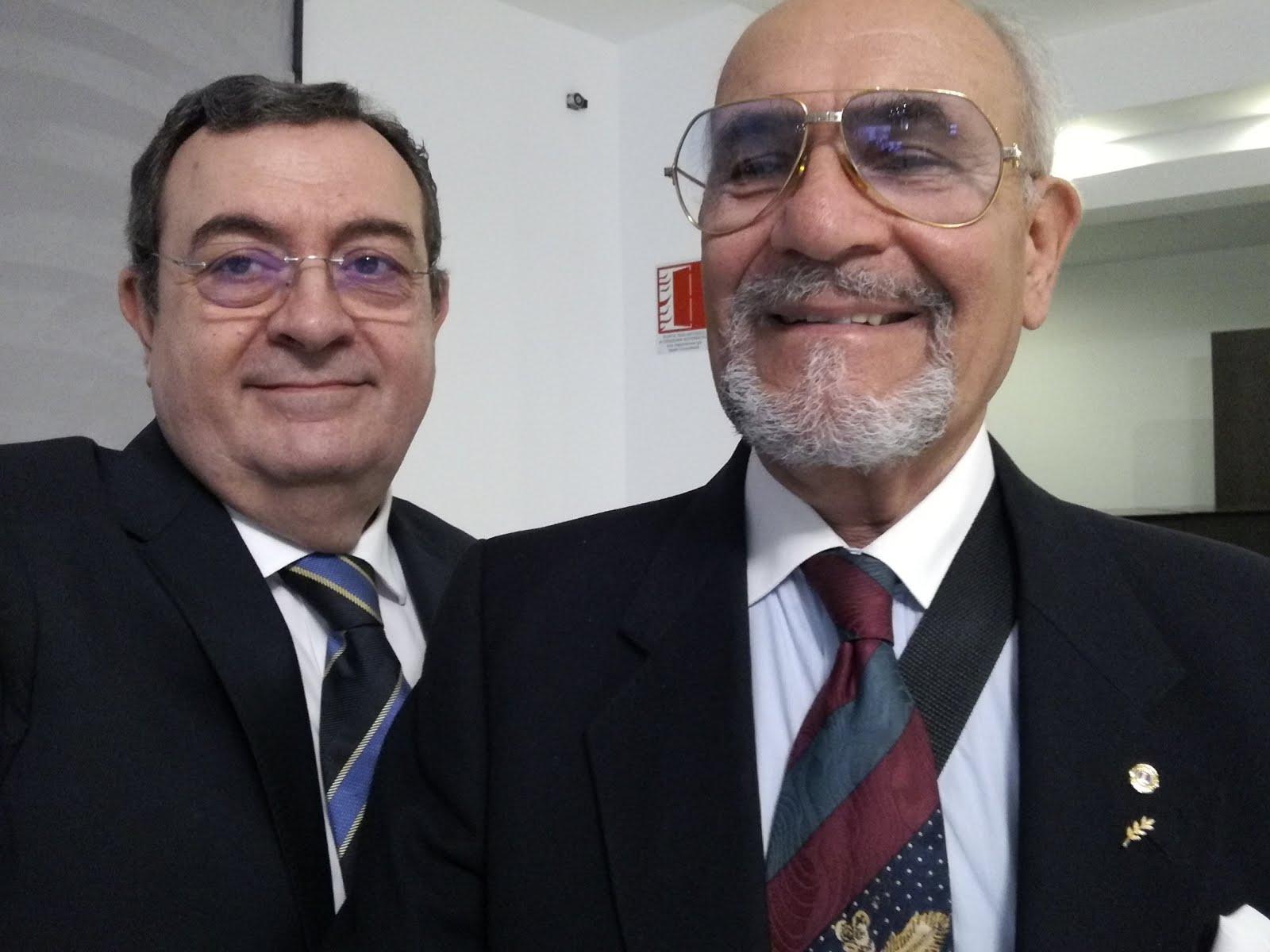 dott. vitale e il dott. mastrorilli