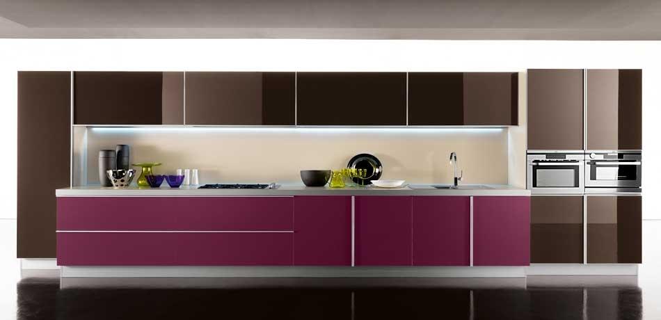 Cocinas lineales grandes y peque as cocinas con estilo for Cocina 3 metros lineales