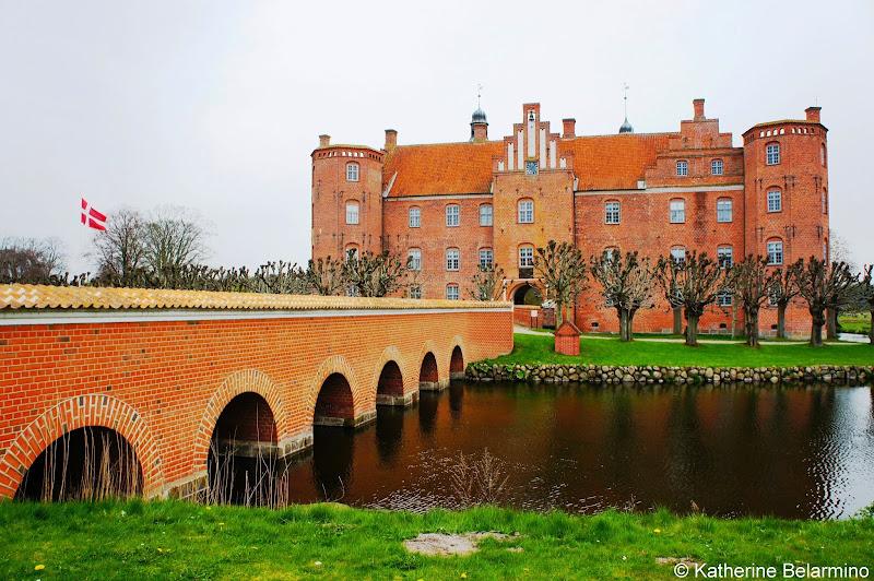 Gammel Estrup Denmark