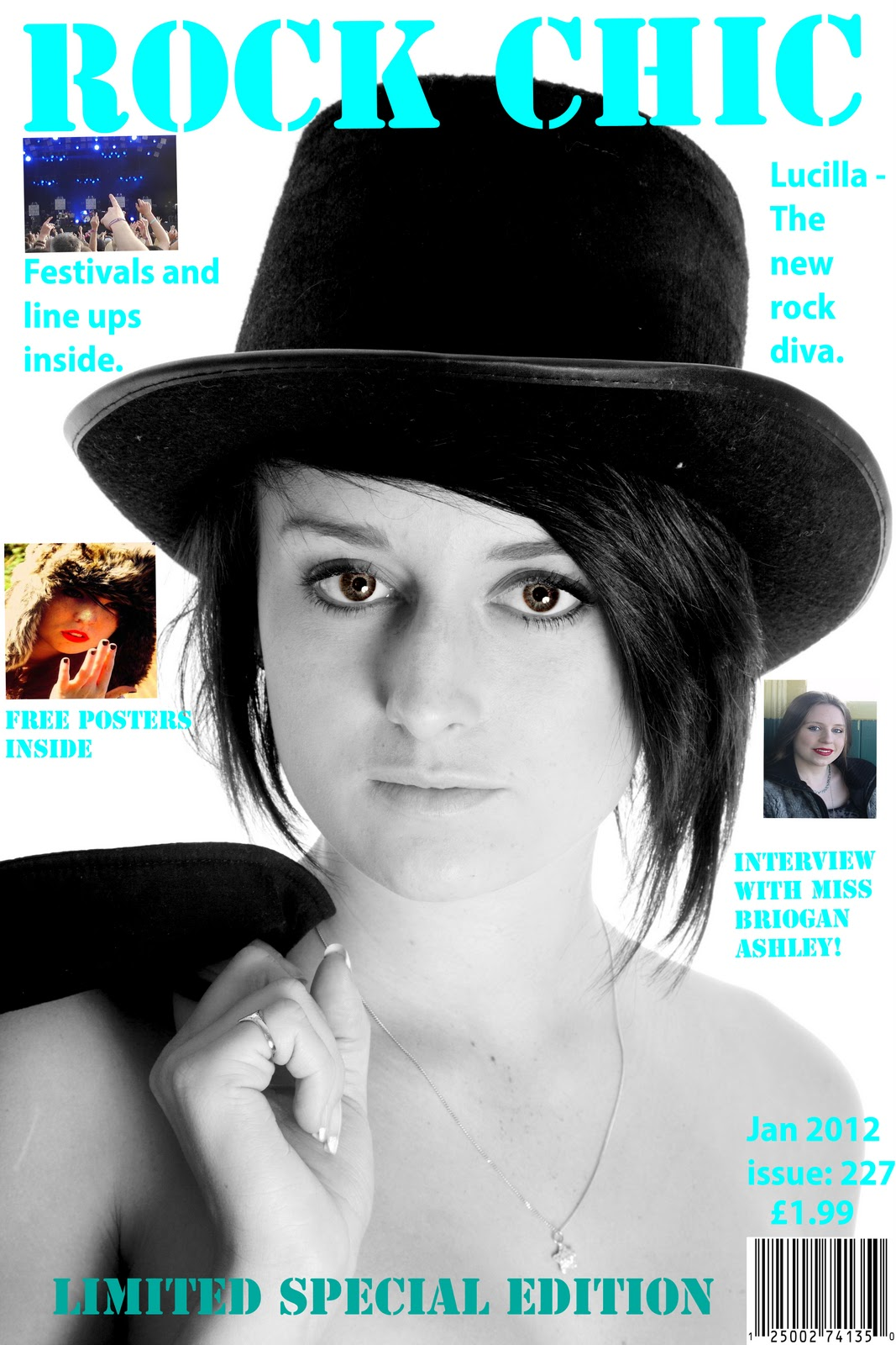 media coursework magazine Magazine cover research totally tracy beaker tracy beaker is a programme  aimed at slightly younger children compared to the other.