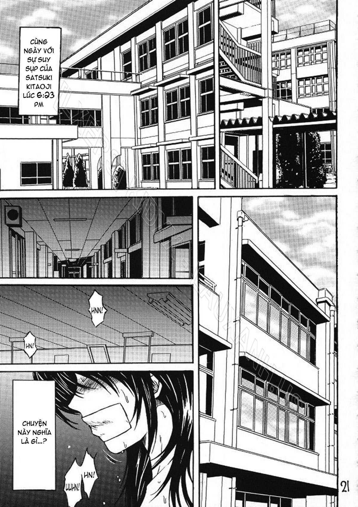TruyenHay.Com - Ảnh 20 - Ryoujoku Rensa Chapter 2
