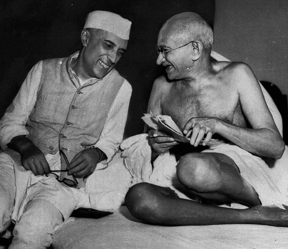 Henri Cartier Bresson Gandhi