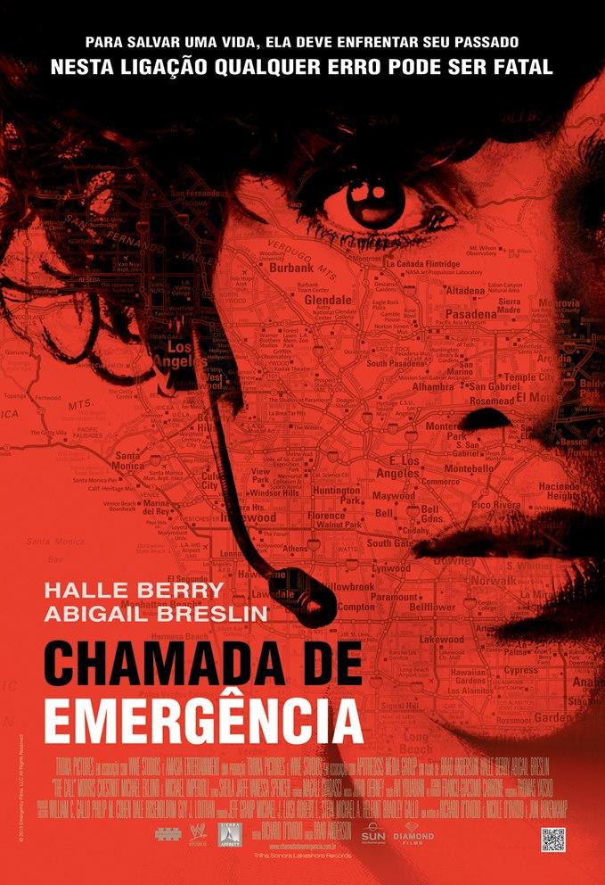 Chamada de Emergência Dublado 2013