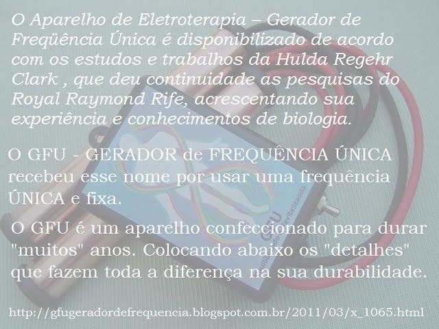 Vale saber mais sobre a ELETROTERAPIA