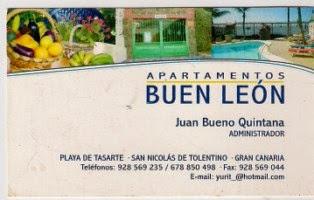 Apartamentos Buen León