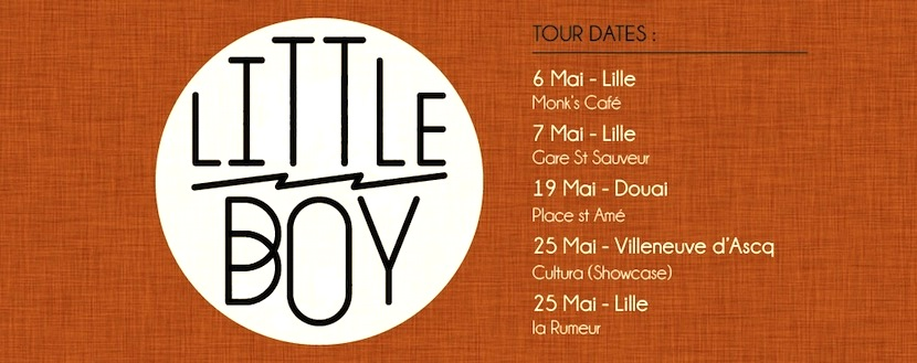 Little Boy - Site Officiel