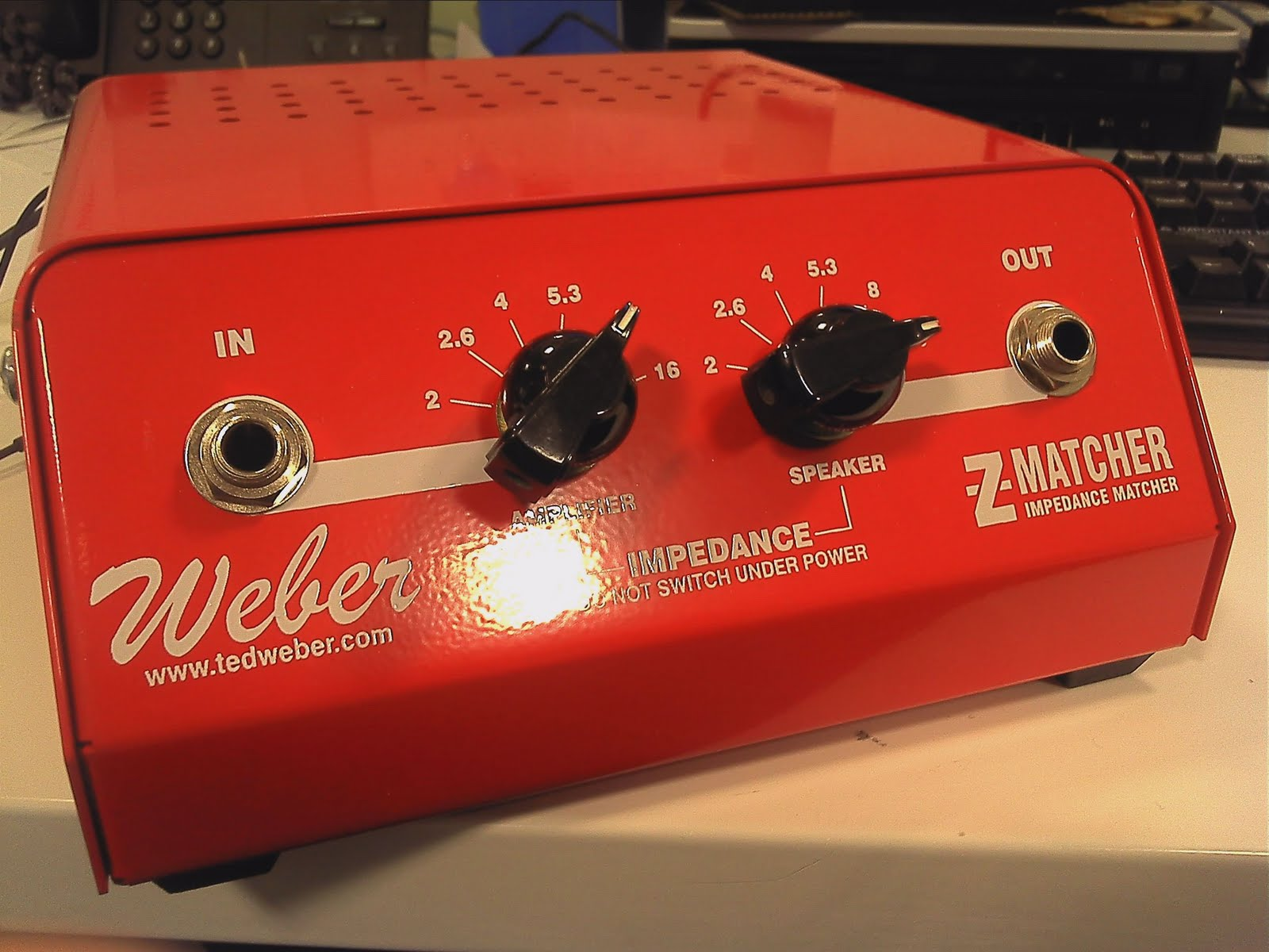 the awesome power of rockets: 2011 - weber z-matcher, Wiring schematic