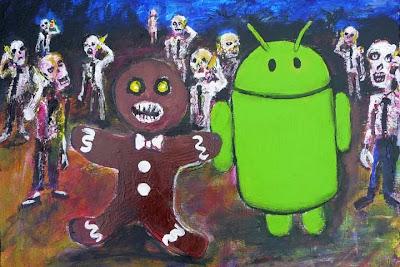zumbi android anticristo marca da besta 666