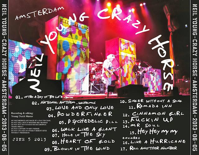 Neil Young & Crazy Horse - NEC Birmingham 1987