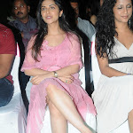 Richa Pallod Super Sexy Legs Show At The Telugu Film 'Inkosari' Audio Launch