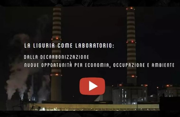 STOPCARBONE WWF :LA LIGURIA POTREBBE DIMEZZARE LE EMISSIONI DI GAS SERRA.