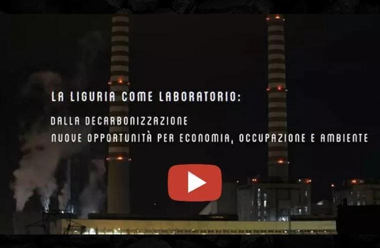 STOPCARBONE WWF :LA LIGURIA POTREBBE DIMEZZARE LE EMISSIONI DI GAS SERRA.
