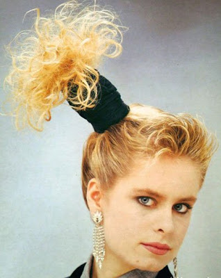 Classy 80s Female Hairstyle Photos 1