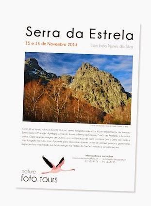 NATURE FOTO TOUR NA SERRA DA ESTRELA