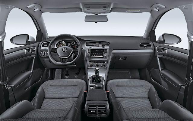 VW Golf Variant 2016 - Preço