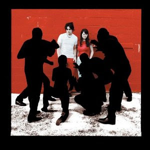 White Stripes White Blood Cells CD cover