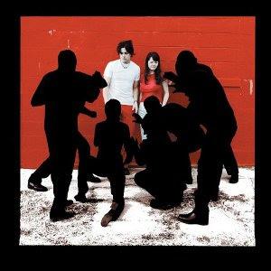 White Stripes White Blood Cells CD cover