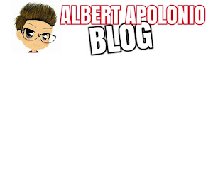 Albert Apolonio Blog
