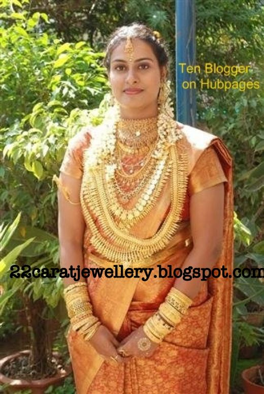 Kerala Wedding Jewellery Photos Bridal Kerala Traditional