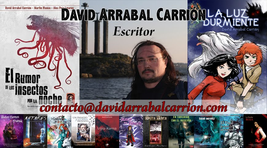 David Arrabal Carrión - Escritor