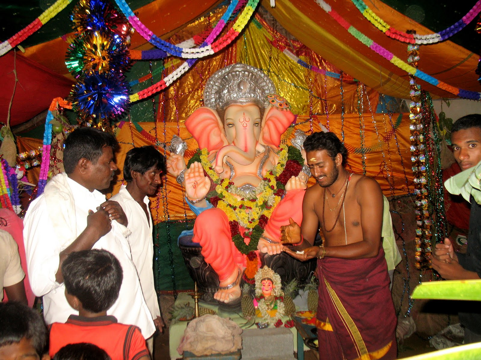Image result for ganesh pooja