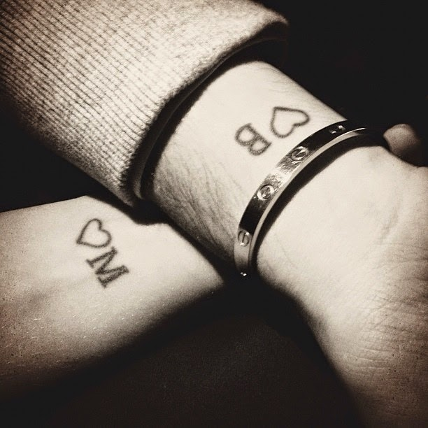 Tattoos for Couples, part 4