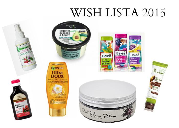 Rozliczenie wish-listy 2014 i plany zakupowe na rok 2015.