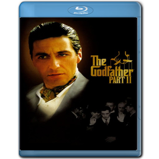 El Padrino Parte II [Bluray 720p] [Audio Latino-Ingles] [1974] ()