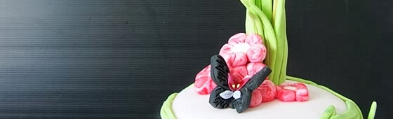 Header picture of Red Flower cake