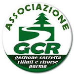 Il logo di Gcr