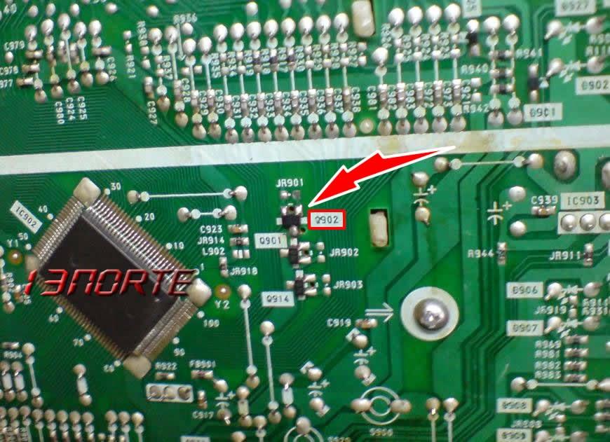Panel board HCD-GNX60