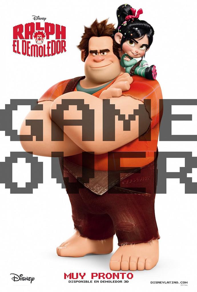 ตัวอย่างหนังใหม่ : Wreck-It Ralph (ราล์ฟ วายร้ายหัวใจฮีโร่) ตัวอย่างที่ 2 ซับไทย poster