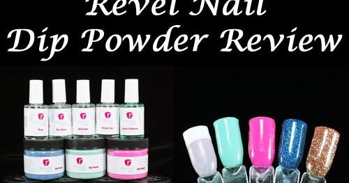 Manic Talons Gel Polish And Nail Art Blog Review Revel