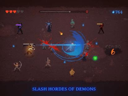 Dark Hero Slash apk mod v1.02