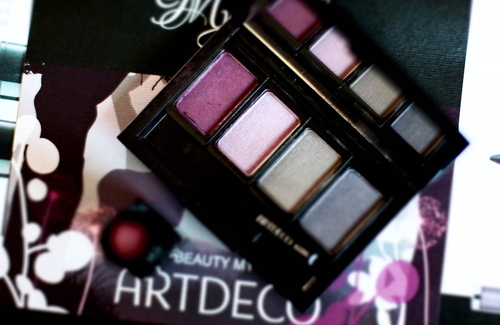 artdeco maquillage automne 2015 mystical forest avis test swatches look