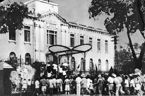 August Revolution (19/8/1945 - 19/8/2013)
