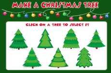 Arbol de navidad online: decorar árboles de navidad virtuales.