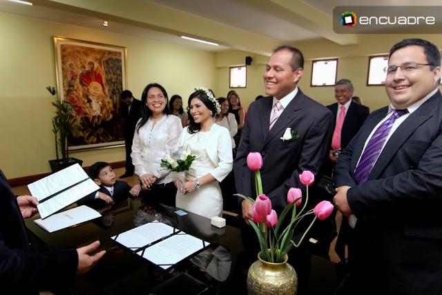 matrimonio civil surco peru fotos