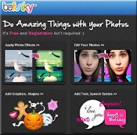 edit foto online keren vintage untuk e-card