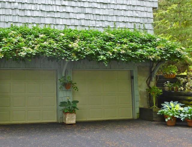 Garage Door Journal: Pergola over garage