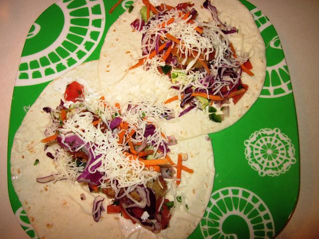 Indulge Inspire Imbibe: Mahi Mahi Fish Tacos